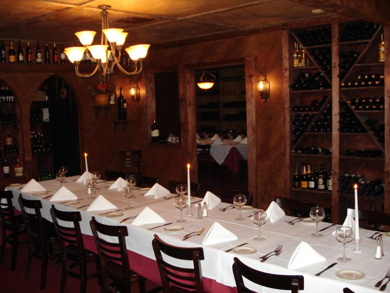 Houston Italian Restaurants With Private Rooms